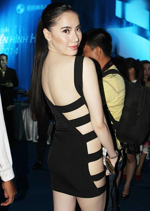 Vẻ nóng bỏng của người đẹp Việt Nam giữ kỉ lục đi thi quốc tế - Ảnh 5.