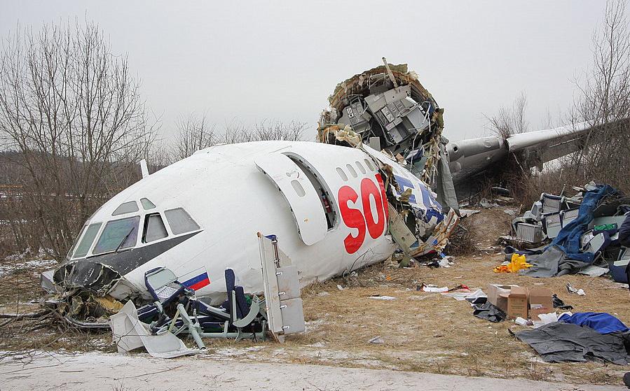 Trước tai nạn rơi xuống Biển Đen, máy bay Tu-154 Nga từng gặp phải những rủi ro kỳ quặc