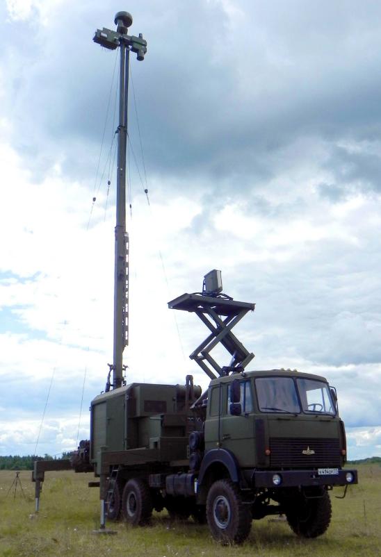 Nga vừa tung ra khí tài độc nhất vô nhị, bắt sống mọi loại máy bay không người lái - Ảnh 1.