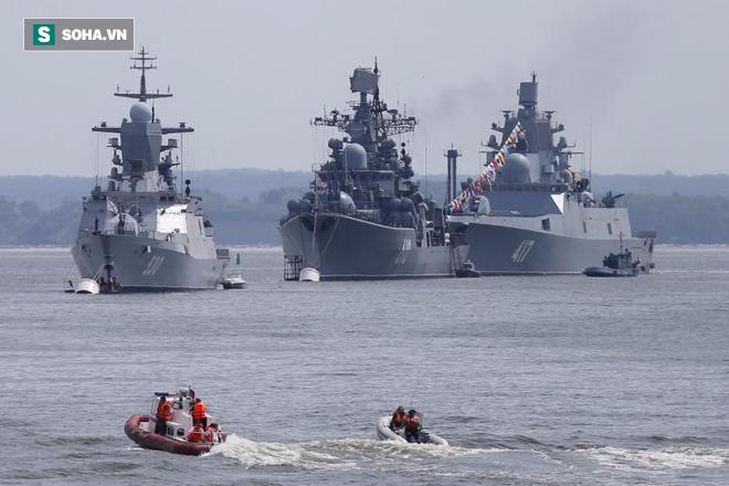 Nga đang chuẩn bị cho chiến tranh? - Ảnh 2.