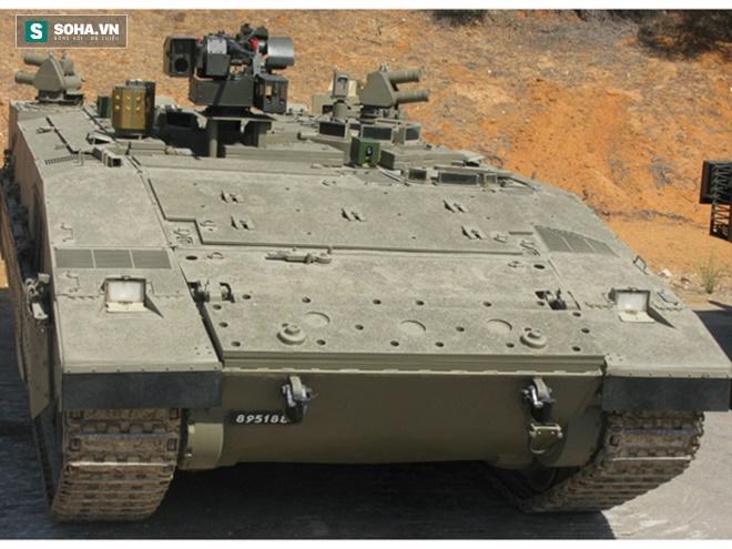 Hệ thống phòng vệ Iron Fist của Israel sẽ vô hiệu hóa toàn bộ tên lửa chống tăng Nga? - Ảnh 1.