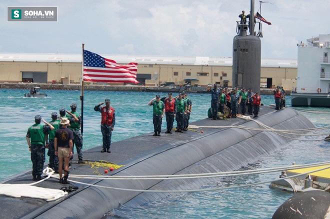 Cuộc sống như đi resort của thủy thủ tàu ngầm Mỹ - Ảnh 1.