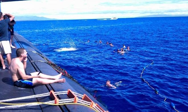Cuộc sống như đi resort của thủy thủ tàu ngầm Mỹ - Ảnh 15.