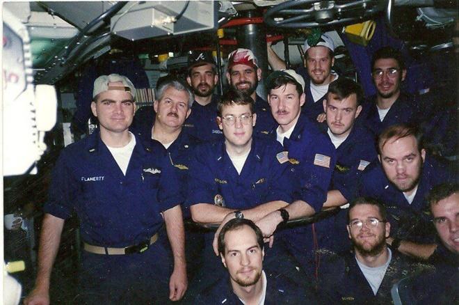 Cuộc sống như đi resort của thủy thủ tàu ngầm Mỹ - Ảnh 18.