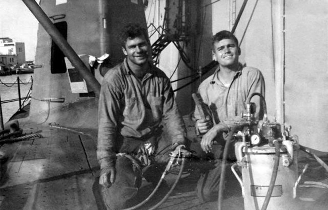 Cuộc sống như đi resort của thủy thủ tàu ngầm Mỹ - Ảnh 19.