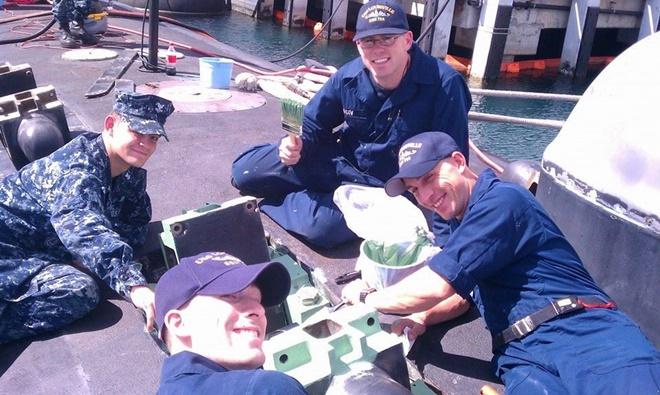 Cuộc sống như đi resort của thủy thủ tàu ngầm Mỹ - Ảnh 20.