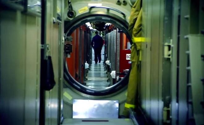 Cuộc sống như đi resort của thủy thủ tàu ngầm Mỹ - Ảnh 3.