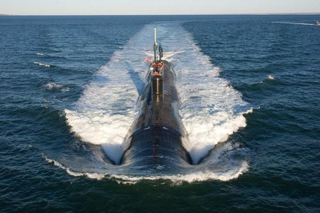 Cuộc sống như đi resort của thủy thủ tàu ngầm Mỹ - Ảnh 4.