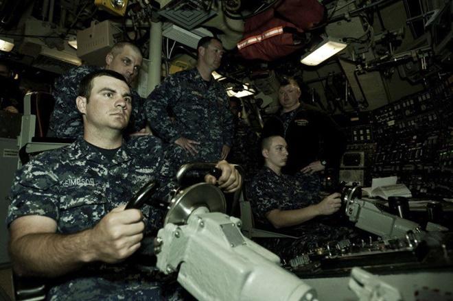 Cuộc sống như đi resort của thủy thủ tàu ngầm Mỹ - Ảnh 5.
