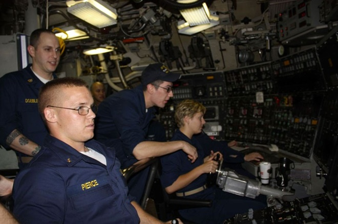 Cuộc sống như đi resort của thủy thủ tàu ngầm Mỹ - Ảnh 6.