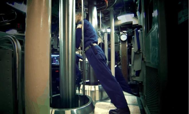 Cuộc sống như đi resort của thủy thủ tàu ngầm Mỹ - Ảnh 7.