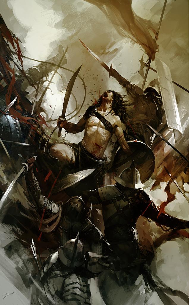 Đỉnh cao nghệ thuật dùng binh của Spartacus khiến La Mã khiếp sợ - Ảnh 6.