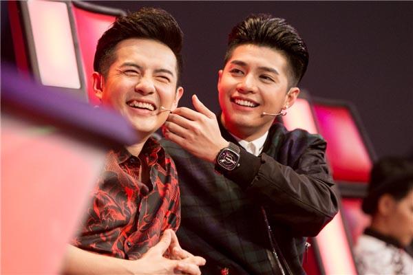 Hành động phì cười của Noo Phước Thịnh khi gặp trai đẹp Việt - Ảnh 8.