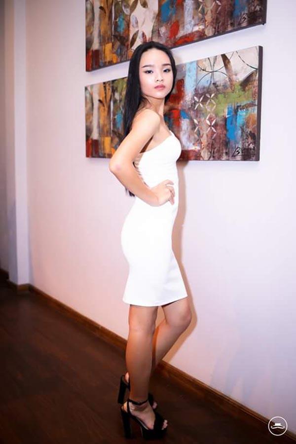 Diện mạo phổng phao của người mẫu 14 tuổi gây xôn xao làng giải trí Việt - Ảnh 3.