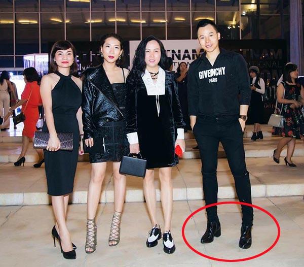 Không phải Trấn Thành, đây mới là người ăn gian chiều cao nhất showbiz - Ảnh 6.