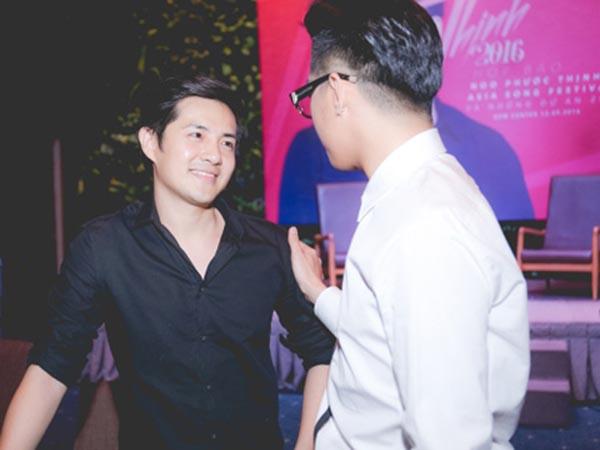 Hành động phì cười của Noo Phước Thịnh khi gặp trai đẹp Việt - Ảnh 6.