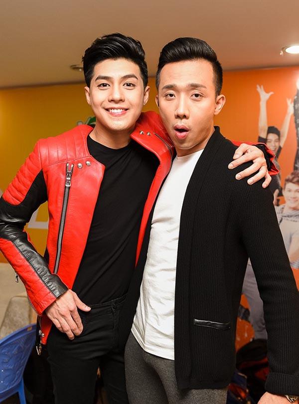 Hành động phì cười của Noo Phước Thịnh khi gặp trai đẹp Việt - Ảnh 11.