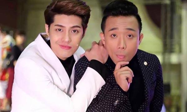 Hành động phì cười của Noo Phước Thịnh khi gặp trai đẹp Việt - Ảnh 9.