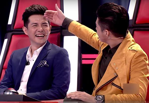Hành động phì cười của Noo Phước Thịnh khi gặp trai đẹp Việt - Ảnh 7.