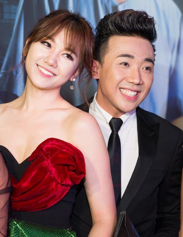 Trấn Thành bất ngờ tiết lộ Hari Won bị trầm cảm và muốn tự tử - Ảnh 1.