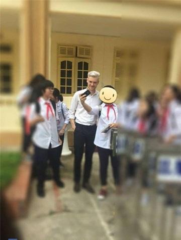 Học sinh nào ở Hà Nội cũng muốn được học tiết của thầy giáo này - ảnh 7