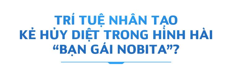 Trí tuệ nhân tạo: Kẻ hủy diệt trong hình hài bạn gái Nobita? - Ảnh 1.