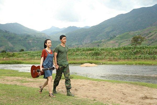 Angela Phương Trinh chịu cực khổ để đóng vai ngoan hiền - Ảnh 9.