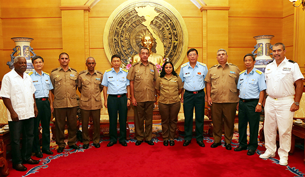 Tiếng lành đồn xa: Việt Nam hiện đại hóa tên lửa S-125 cho Cuba? - Ảnh 1.