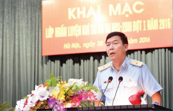 Đưa khí tài săn mục tiêu bay thấp Made in Vietnam vào vận hành - Ảnh 1.