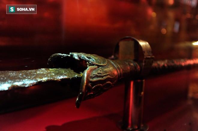 Bí mật Định Nam Đao - binh khí của vua nước Việt, nặng ngang ngửa thanh đao của Quan Công - Ảnh 4.