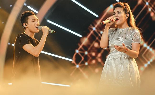 Vietnam Idol: MC Phan Anh trố mắt trước hành động lạ của Thu Minh - Ảnh 13.