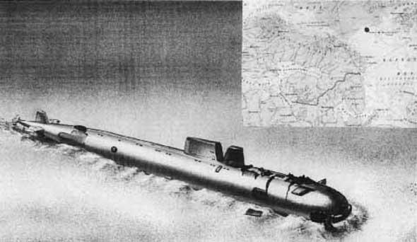 Bí mật thảm họa tàu ngầm nguyên tử kinh hoàng nhất trong lịch sử Liên Xô - ảnh 4