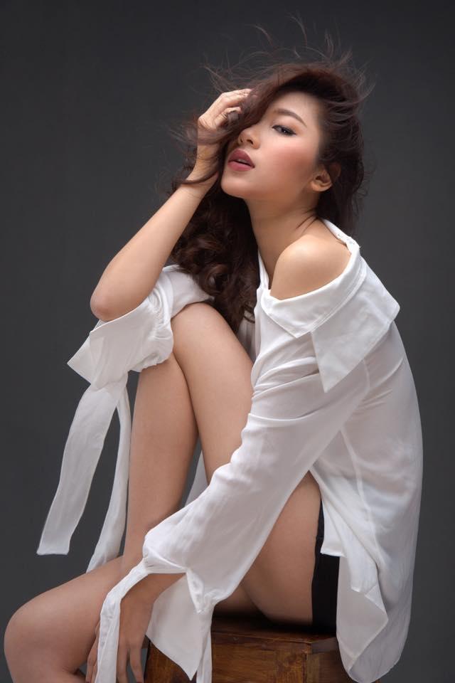 Đây là cô gái sáng giá nhất The Face Việt 2017 - Ảnh 8.