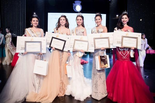 Miss Perfect Global Beauty 2017 đã tìm ra cô gái có vẻ đẹp tỉ lệ vàng - Ảnh 7.