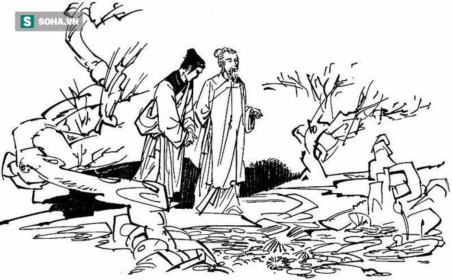 Câu chuyện kỳ lạ về chiếc búa đêm 30 Tết của Trạng Trình Nguyễn Bỉnh Khiêm - Ảnh 2.