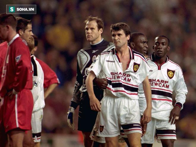 Bị Arsenal đuổi thẳng cổ, phải lòng Dwight Yorke và làm nên lịch sử cùng Man United - Ảnh 5.