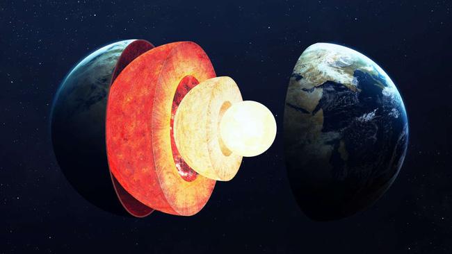 Các nhà khoa học đã tìm ra được thành phần cuối cùng tạo nên lõi Trái đất - Ảnh 1.