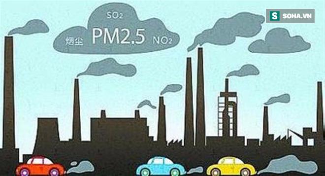 Mỗi năm, hơn 1 triệu người TQ chết vì ô nhiễm không khí, giải pháp của họ là gì? - Ảnh 2.