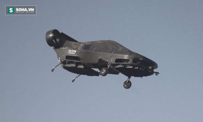 Israel tung sản phẩm drone triệu đô, làm được điều kỳ diệu đầu tiên trên thế giới - Ảnh 1.