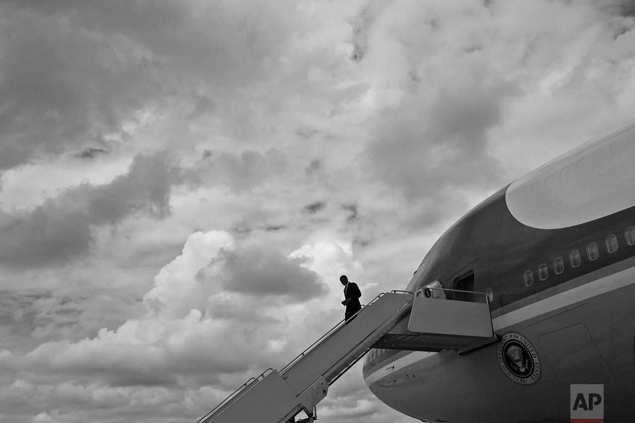 Tổng thống Mỹ - Công việc cô đơn nhất thế gian - Ảnh 2.