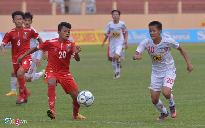 Thi đấu tệ hại, U19 HAGL gây thất vọng cùng cực trước Myanmar - Ảnh 2.