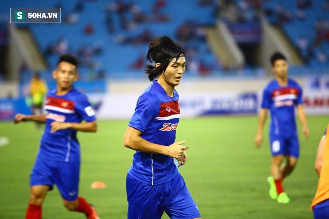 Trực tiếp U22 Việt Nam 0-2 U20 Argentina: U20 Argentina liên tiếp ghi siêu phẩm - Ảnh 4