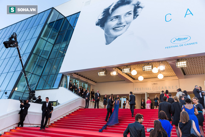 Sao Hoa Ngữ tại Cannes: Có thể đến nhưng không phải ai cũng được chú ý - ảnh 1