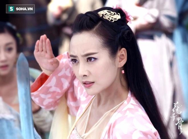 Mỹ nhân Hoa Thiên Cốt Lý Thuần: Ác nữ mới trên màn ảnh Hoa Ngữ - Ảnh 1.
