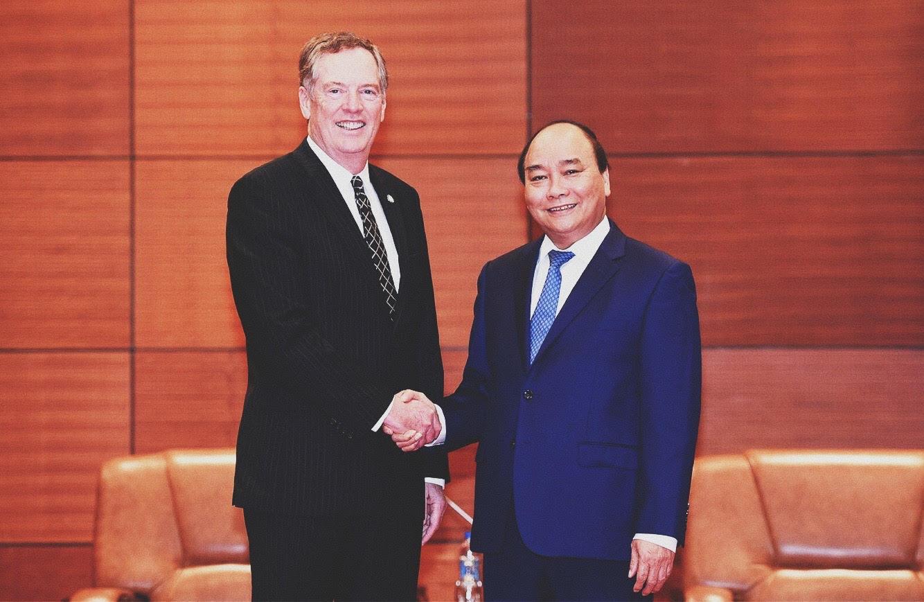 Thủ tướng Nguyễn Xuân Phúc gặp Tổng thống Donald Trump: Chuyên gia Mỹ - Việt lên tiếng về tương lai đầy hứa hẹn - Ảnh 5.
