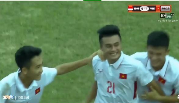Trả lại nỗi đau xưa, Việt Nam đánh bại Indonesia 3 bàn trắng - Ảnh 2.