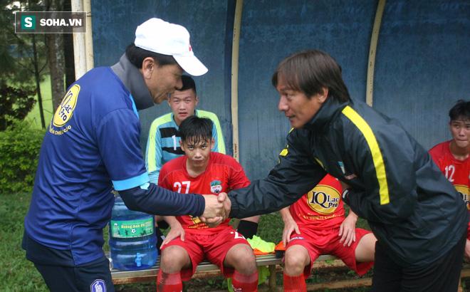Tân GĐKT Chung Hae-seong ra 3 yêu cầu đầu tiên cho HAGL - Ảnh 1.