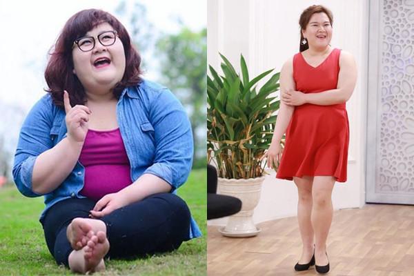 Hot girl trăm kg Thủy Tiên: Hút 8 lít mỡ trong cơ thể, mong lột xác như Đức Phúc - Ảnh 1.
