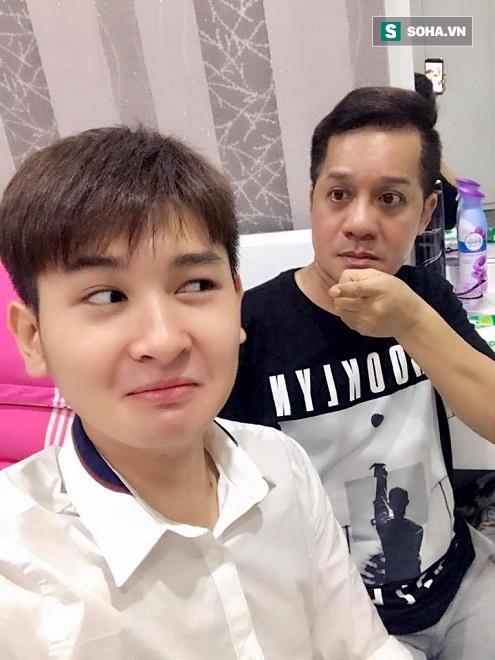 Chân dung con trai độc nhất của nghệ sĩ Minh Nhí - Ảnh 3.