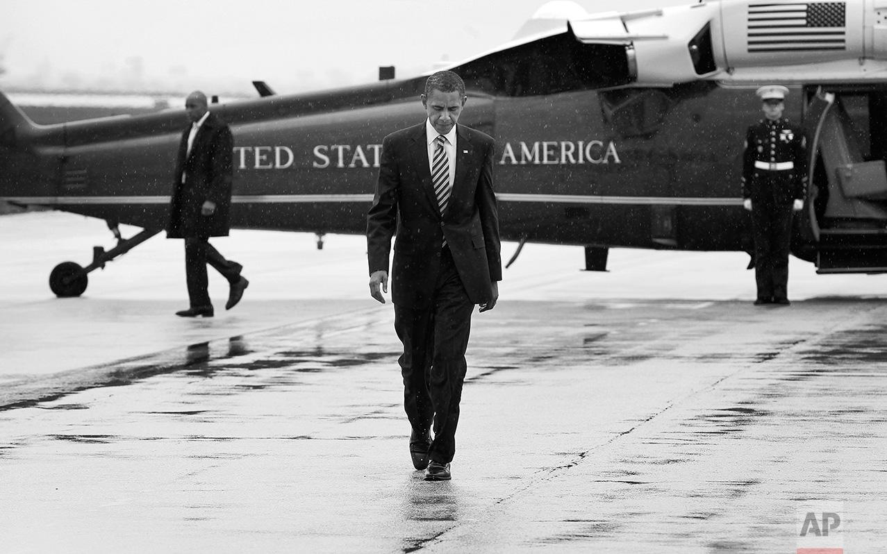 Tổng thống Mỹ - Công việc cô đơn nhất thế gian - Ảnh 11.